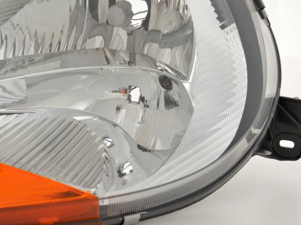 Spare parts headlight left Ford Ka (type RBT) Yr. 96-08