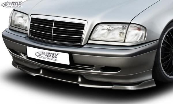 Rdx Front Spoiler Vario X Mercedes C Class W202