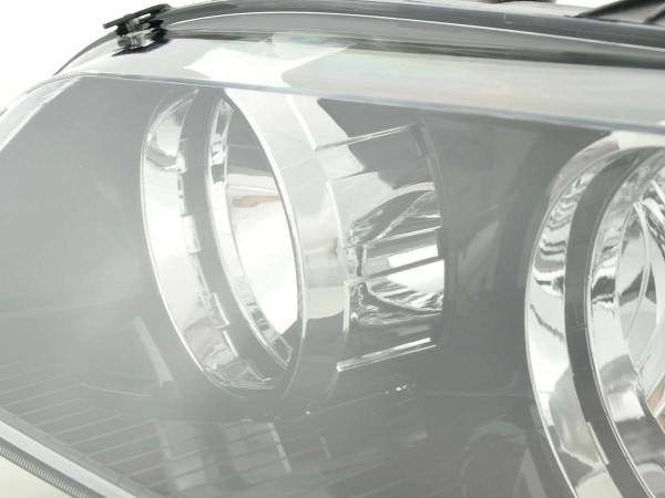 Spare parts headlight left Fiat Palio (Weekend) / Albea / Siena Yr. 04-07