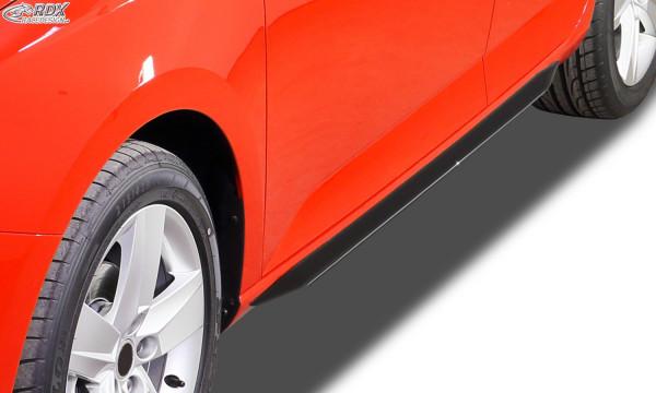 """RDX Sideskirts SEAT Leon 5F (incl. FR) / Leon 5F ST (incl. FR) """"Slim"""""""