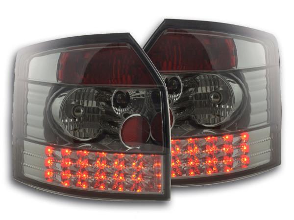 Taillights LED Audi A4 Avant (B6/8E) Yr. 01-04 black