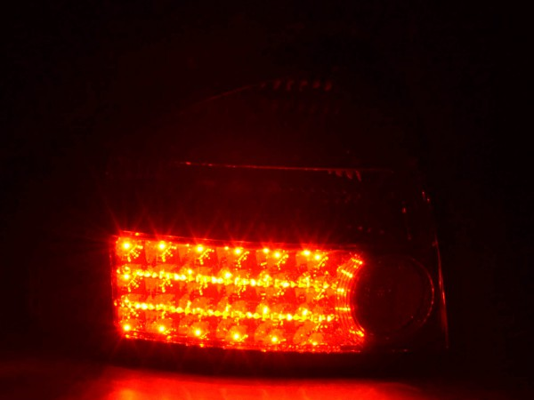 Led Taillights Audi A6 saloon type 4B Yr. 97-03 black