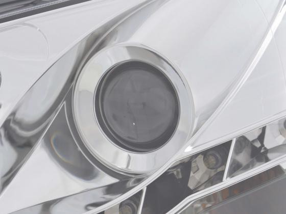 DRL Daylight headlight VW Polo type 9N3 Yr. 05-09 chrome
