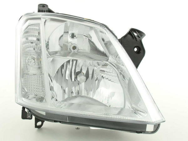 Spare parts headlight right Opel Meriva Yr. 03-