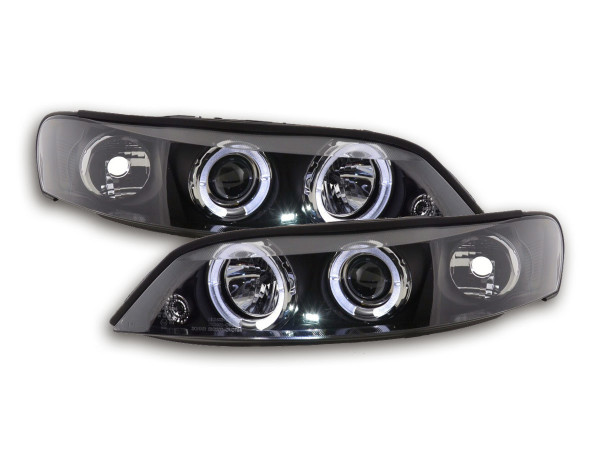 headlight Opel Vectra B Yr. 96-99 black