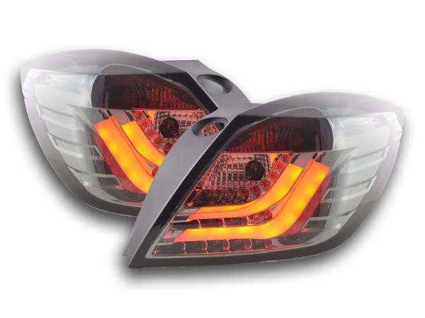 Rear lights LED Opel Astra H GTC Yr. 05-07 black
