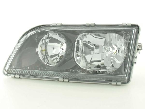 Spare parts headlight left Volvo S40 (type V) Yr. 98-00