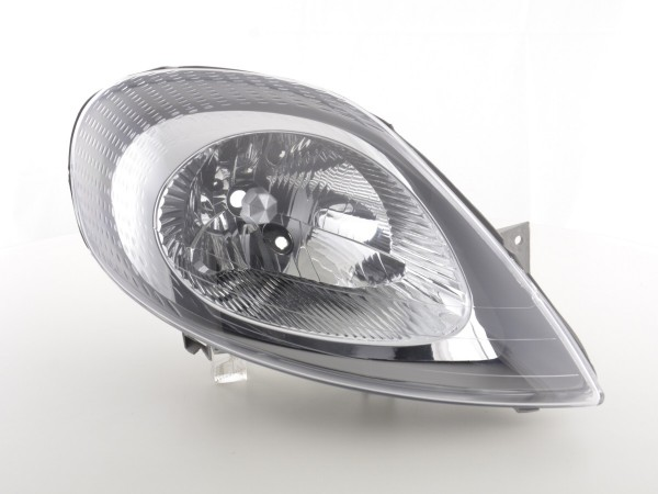 Spare parts headlight right Nissan Primastar Yr.01-06