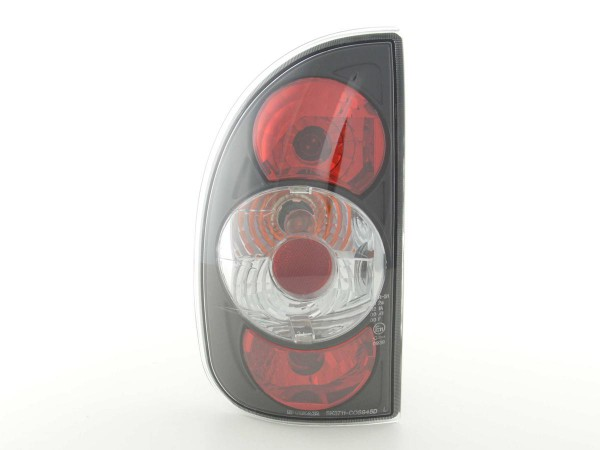 Taillights Opel Corsa B 5-dr. Yr. 93-00 black