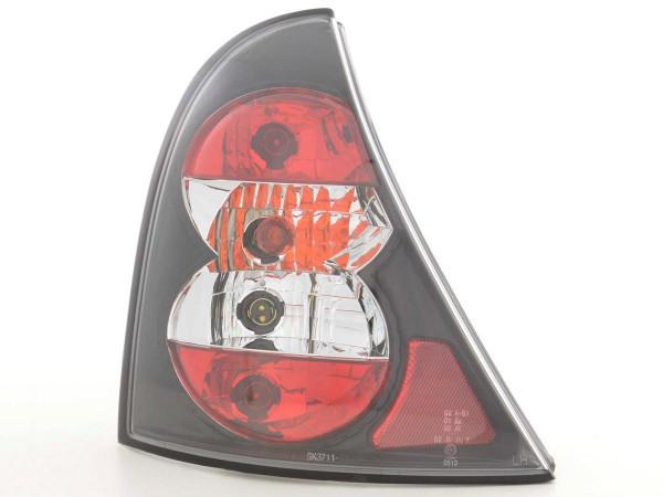 Taillights Renault Clio type B Yr. 01-04 black