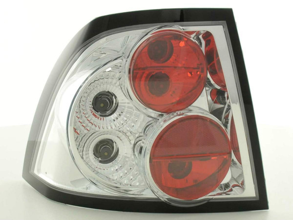Taillights Opel Vectra B Yr. 96-98 chrome