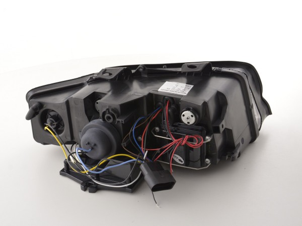 headlight Audi A4 type 8E Yr. 01-04 chrome