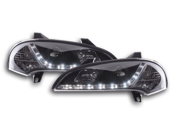 Daylight headlight Opel Tigra Yr. 95-03 black