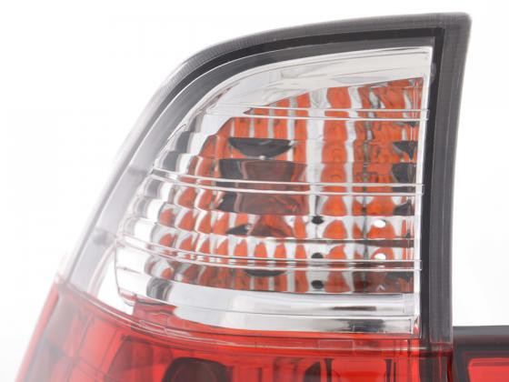 Taillights BMW Z3 type E53 Z33 Yr. 98-05 red white