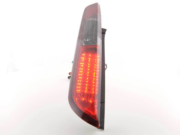 Led Taillights Ford Focus 2 5-dr Yr. 08-10 red/black
