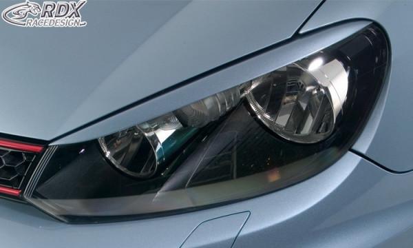 RDX Headlight covers VW Golf 6