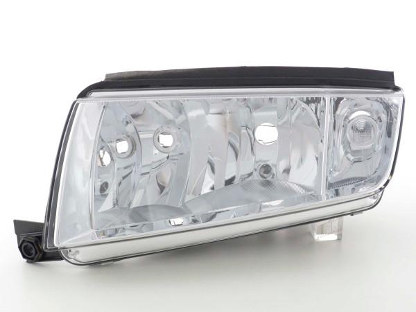 Spare parts headlight left Skoda Fabia (type 6Y) Yr. 99-04
