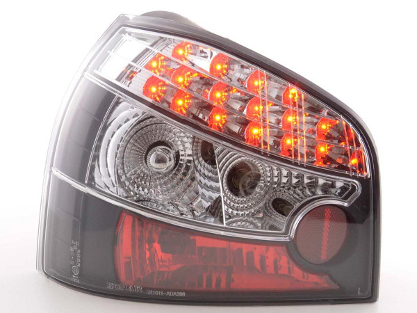 Led Taillights Audi A3 type 8L Yr. 96-02 black
