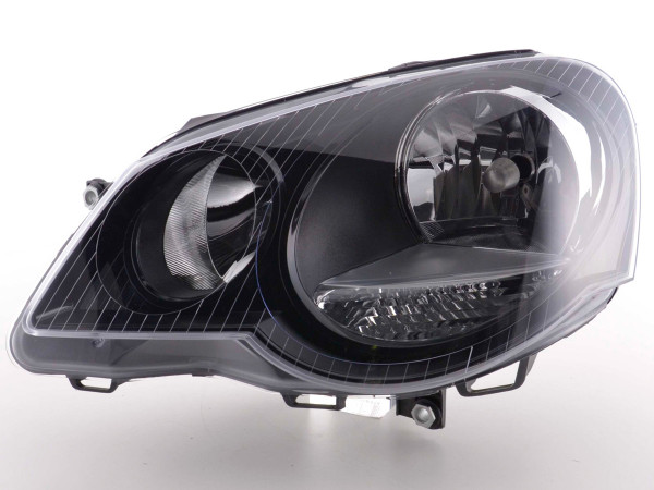 Spare parts headlight left VW Polo (type 9N3) Yr. 05-09