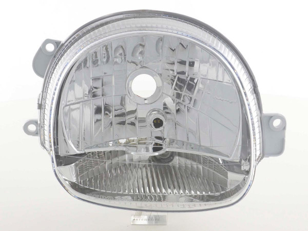 Spare parts headlight right Renault Twingo (type C06) Yr. 01-07