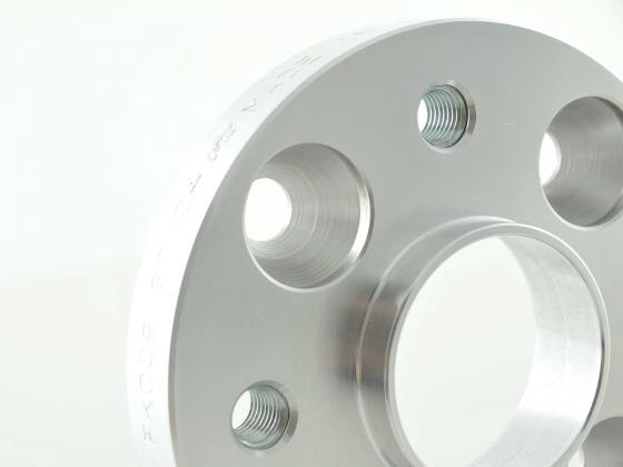 Spacers 50 mm system B+ fit for Audi 80 (type 82)