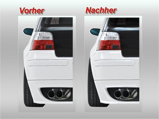 Spacers 10 mm system A fit for Audi RS6 (type 4B/ 4F)