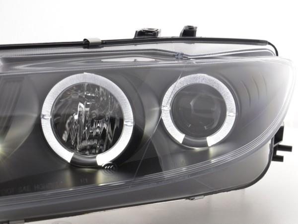 Daylight headlight Mazda 6 Limo Yr. 02-07 black