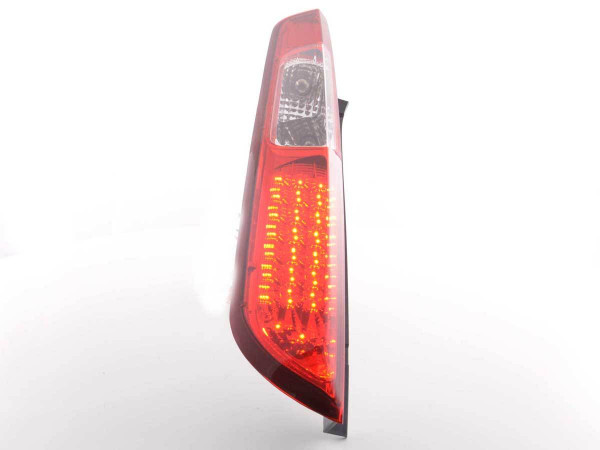 Led Taillights Ford Focus type DA3/DB3 Yr. 05- clear/red