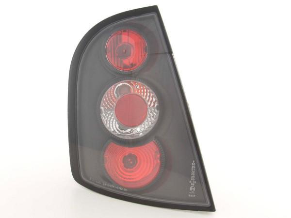 Taillights Skoda Fabia type 6Y Yr. 97-07 black