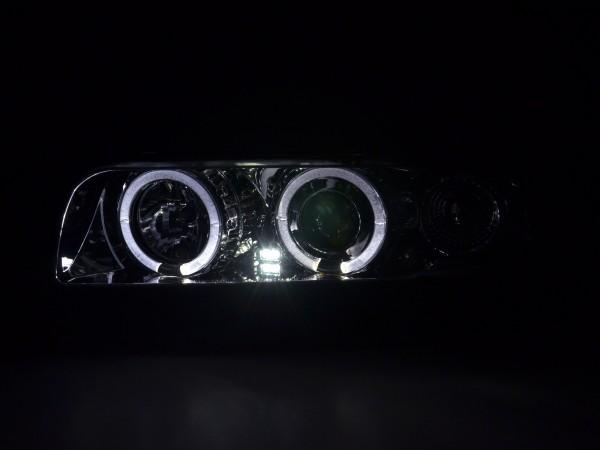headlight BMW serie 7 E38 Yr. 95-98 chrome