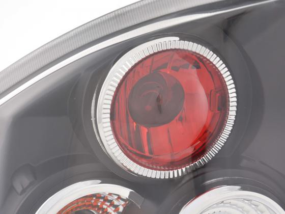 Taillights Opel Vectra C Yr. 02-08 black