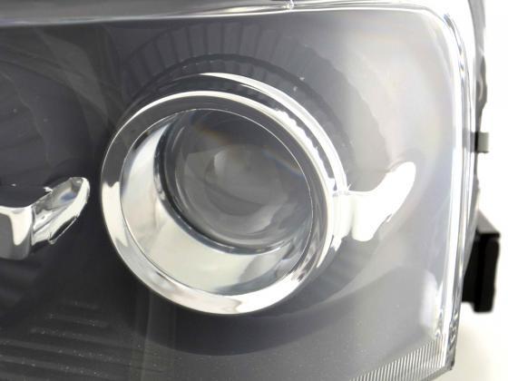 Spare parts headlight left Fiat Punto (type 188) Yr  99-02