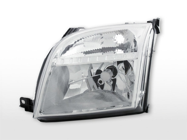 Spare parts headlight left Ford Fusion (type JU2) Yr. 02-