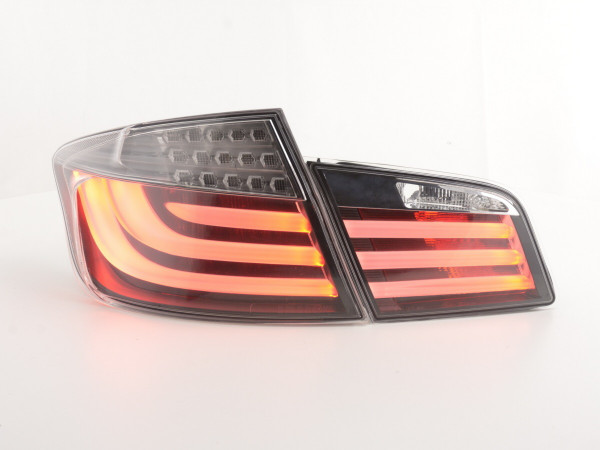 Taillights LED BMW serie 5 F10 saloon Yr. 2010-2012 chrome