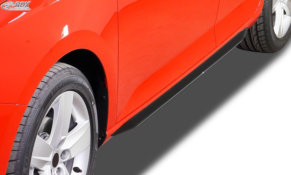 Rdx Sideskirts Audi A3 8p Sportback Slim Side Skirts Exterior
