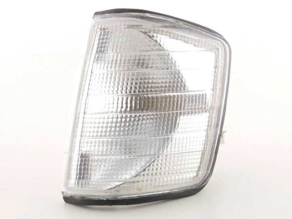 Front indicator left Mercedes Benz C-Class (Typ W201) Yr. 82-93 white