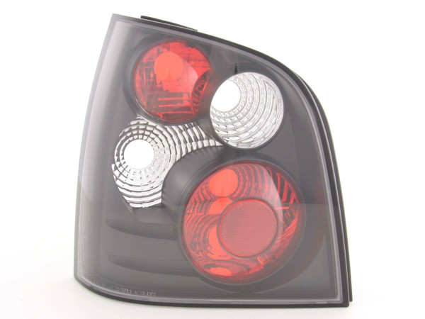 Taillights VW Polo type 9N Yr. 01- black