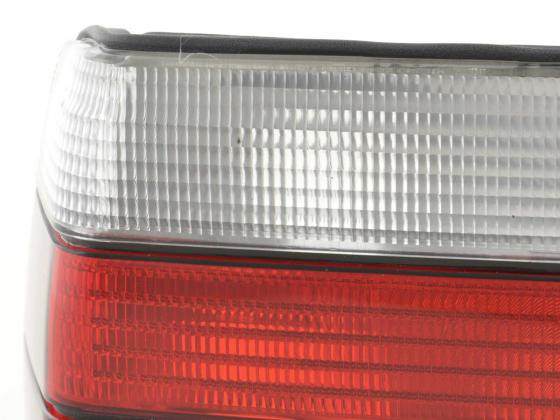 Taillights BMW serie 3 Coupe type E36 Yr. 91-98 red white