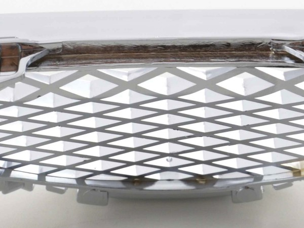 ABS Sport Grill for Mazda 2 (Typ DE) Yr. 07-