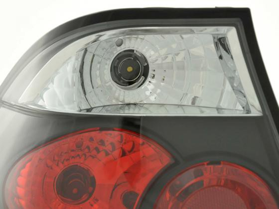 Taillights BMW serie 3 saloon type E46 Yr. 98-01 black