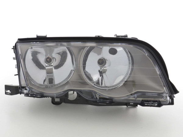 Spare parts headlight right BMW serie 3 saloon/Touring (type E46)