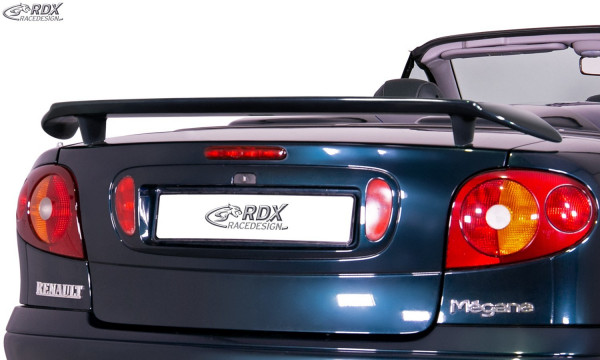 RDX Rear spoiler for RENAULT Megane 1 Cabrio & Coupe & Classic Rear Wing