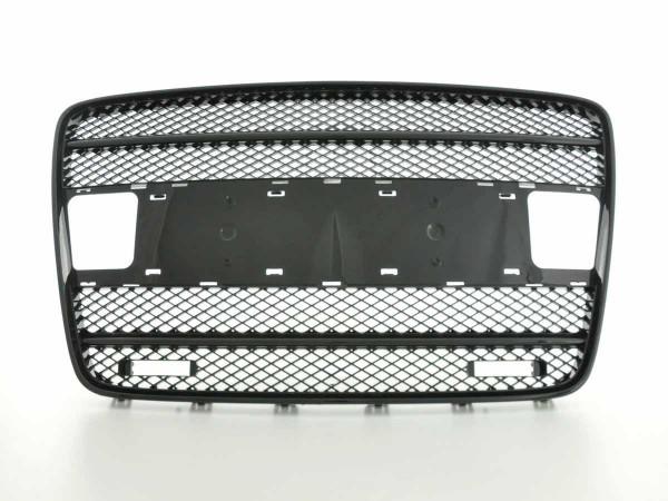 Sportgrill with position light Audi Q7 Typ 4L Yr. 05-09 black