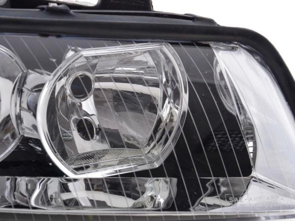 Spare parts headlight right Audi A4 (type 8E) Yr. 00-04