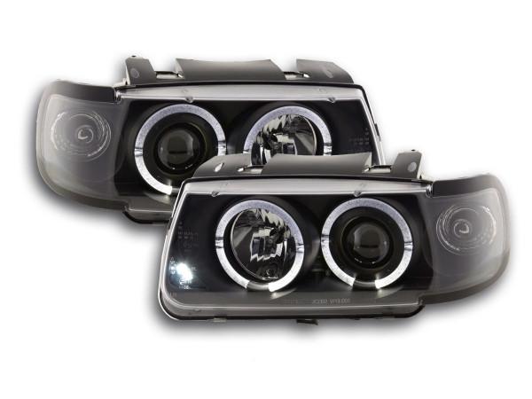 headlight VW Polo type 6N Yr. 94-99 black
