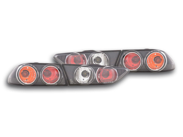 Taillights Alfa Romeo 156 type 932 Yr. 98-02 black