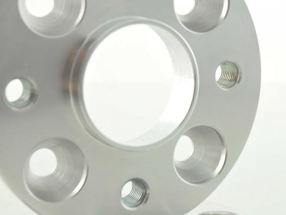 Spacers 40 mm System B+ fit for Daewoo Nubira (KLAJ/KLAN)/Sertio