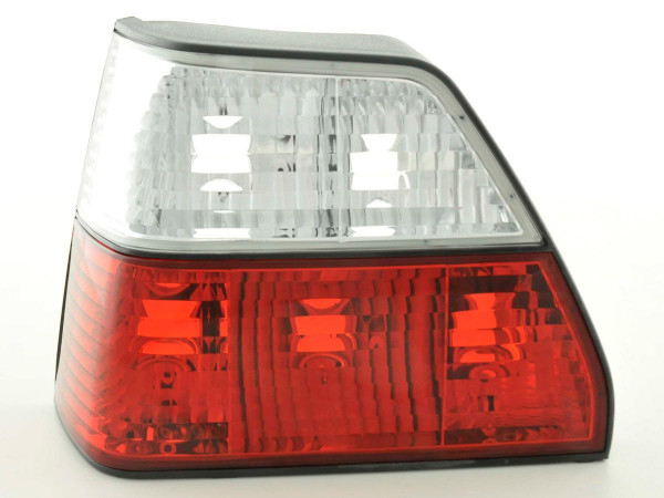 Taillights VW Golf 2 type 19E Yr. 84-91 red white