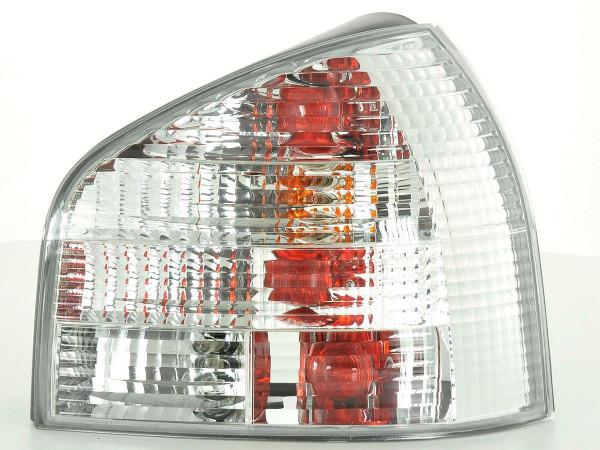 Rear lights Audi A3 type 8L Yr. 96-02 white