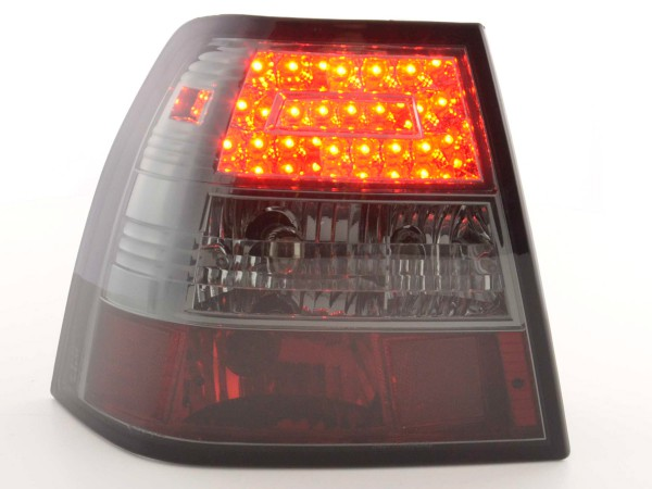 Led Taillights VW Bora type 1J Yr. 98-03 black